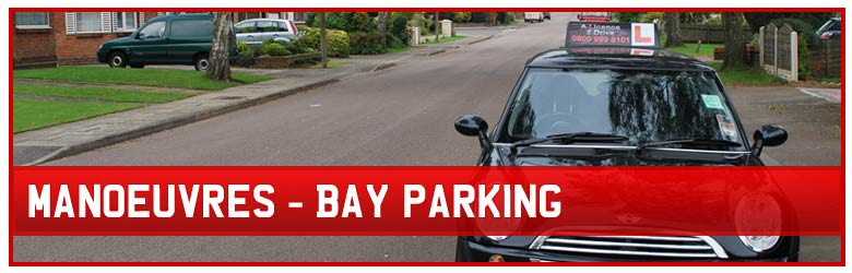 Manoeuvres - Bay Parking