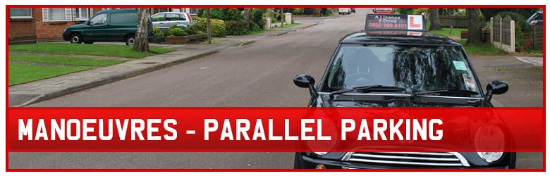 Manoeuvres - Parallel Parking