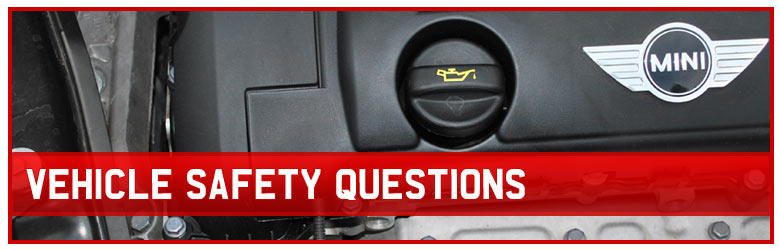 Vehicle Safety Questions